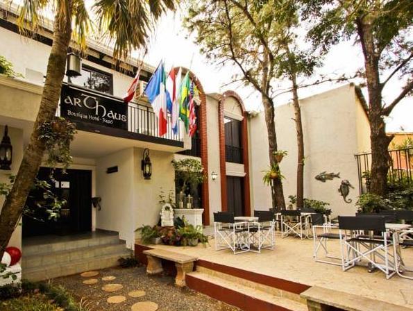 Arthaus Boutique Hotel - Hotell och Boende i Paraguay i Sydamerika