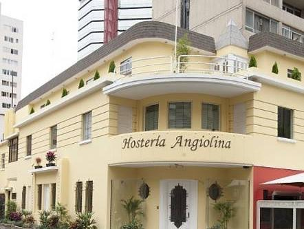 Hosteria Angiolina - Hotels and Accommodation in Peru, South America