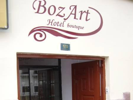 Hotel Boz Art - Hotels and Accommodation in Peru, South America