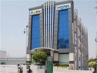 Apex Hotel Baddi - Hotel and accommodation in India in Baddi