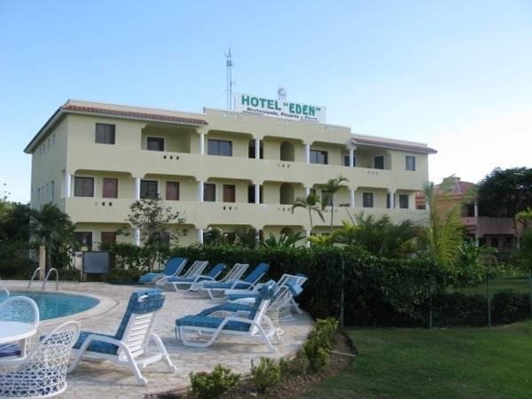 Hotel El Eden - Hotels and Accommodation in Dominican Republic, Central America And Caribbean