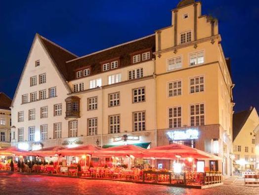 Raekoja Plats Apartment Tallinn - Exterior
