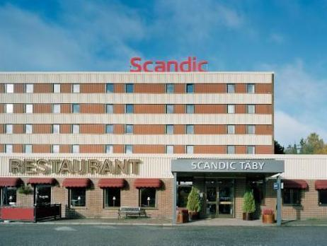 Hotell Scandic Taby Hotel