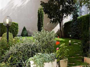 Abrial Hotel Paris - Garden