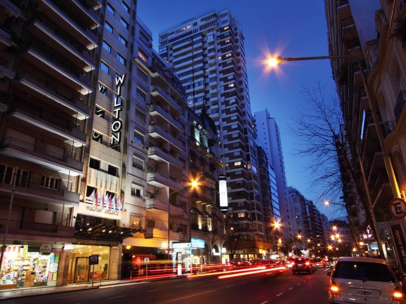 Wilton Hotel Buenos Aires - Exterior view