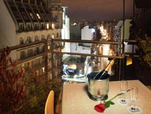 Wilton Hotel Buenos Aires - Rooftop View