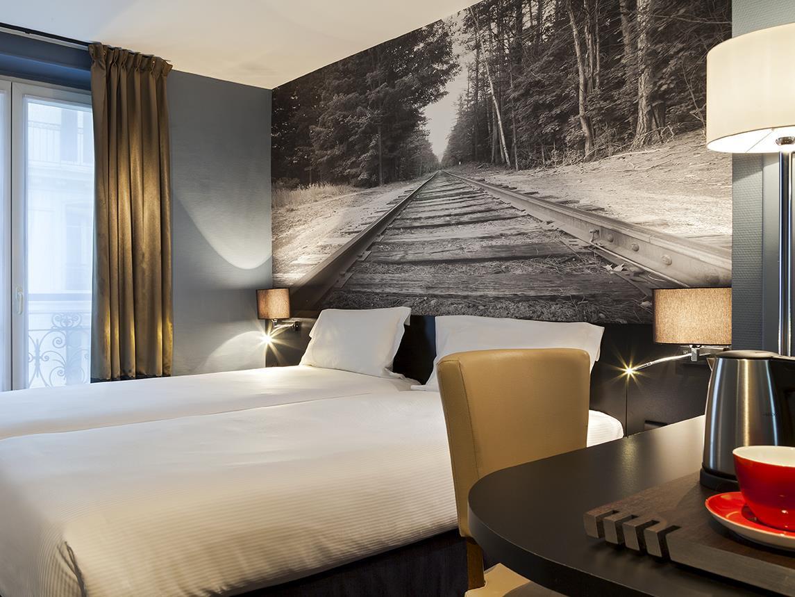 Appia La Fayette Hotel - Hotell och Boende i Frankrike i Europa