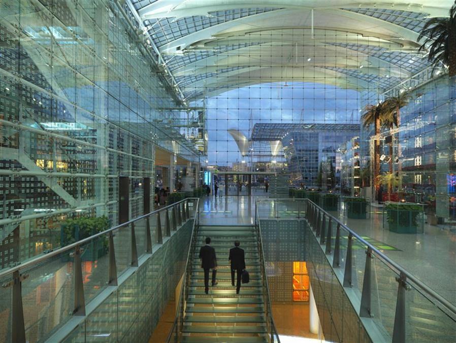 慕尼黑机场凯宾斯基饭店 慕尼黑