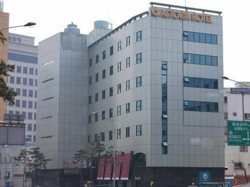 Astoria Hotel - Hotels and Accommodation in South Korea, Asia
