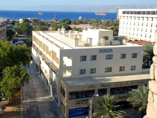 Aquavista Hotel & Suites - Hotels and Accommodation in Jordan, Middle East