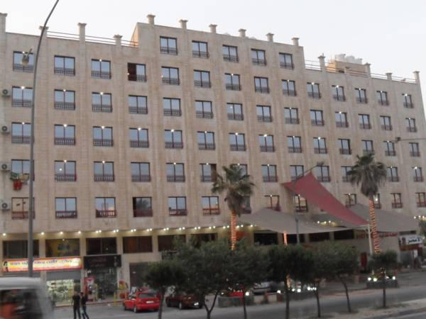 Yellow Rose Hotel - Hotels and Accommodation in Jordan, Middle East