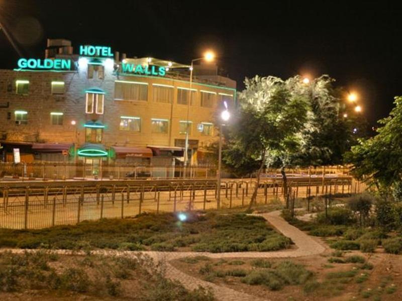 Golden Walls Hotel Jerusalem