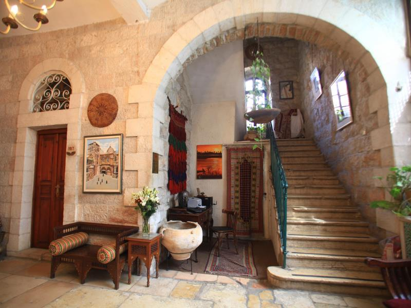 Jerusalem Hotel - Hotels and Accommodation in Israel, Middle East