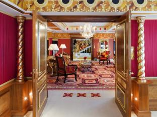 Burj Al Arab Hotel Dubai - Royal Suite Living Area