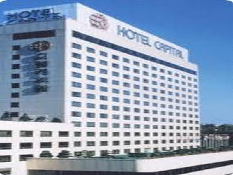 Capital Itaewon Hotel - Hotels and Accommodation in South Korea, Asia