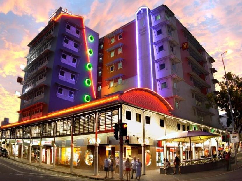 Hotell Darwin Central Hotel
