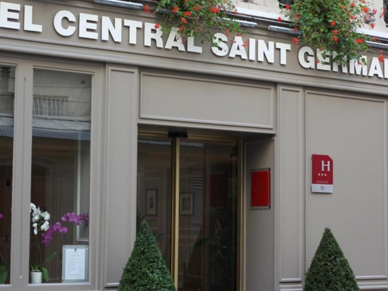 Hotel Central Saint Germain - Hotell och Boende i Frankrike i Europa