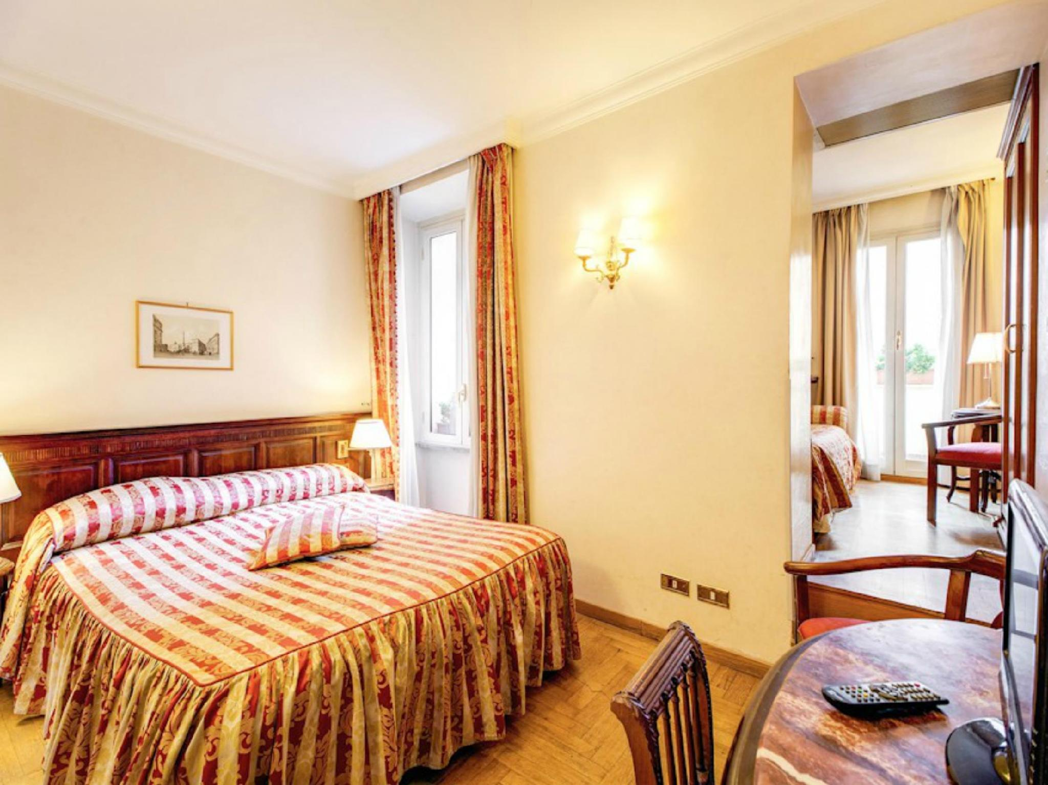 Hotel Cinquantatre Rome - Double Room with Terrace