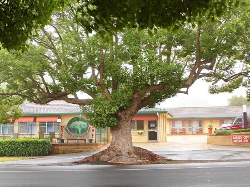 Garden City Motor Inn - Hotell och Boende i Australien , Toowoomba