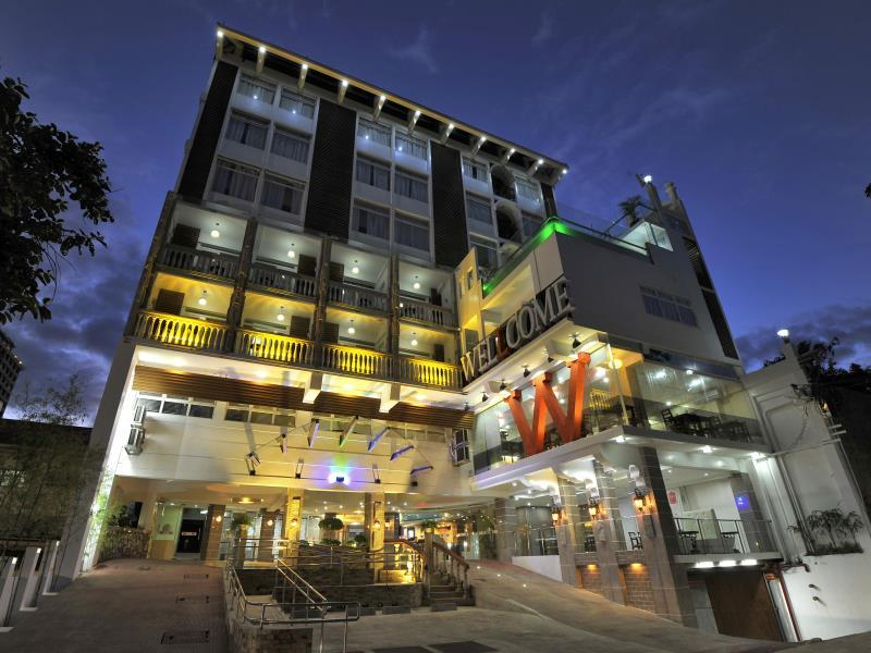 WellCome Hotel - Hotels and Accommodation in Philippines, Asia