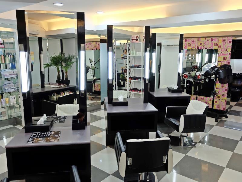 Philippines Hotel   Beauty Salon
