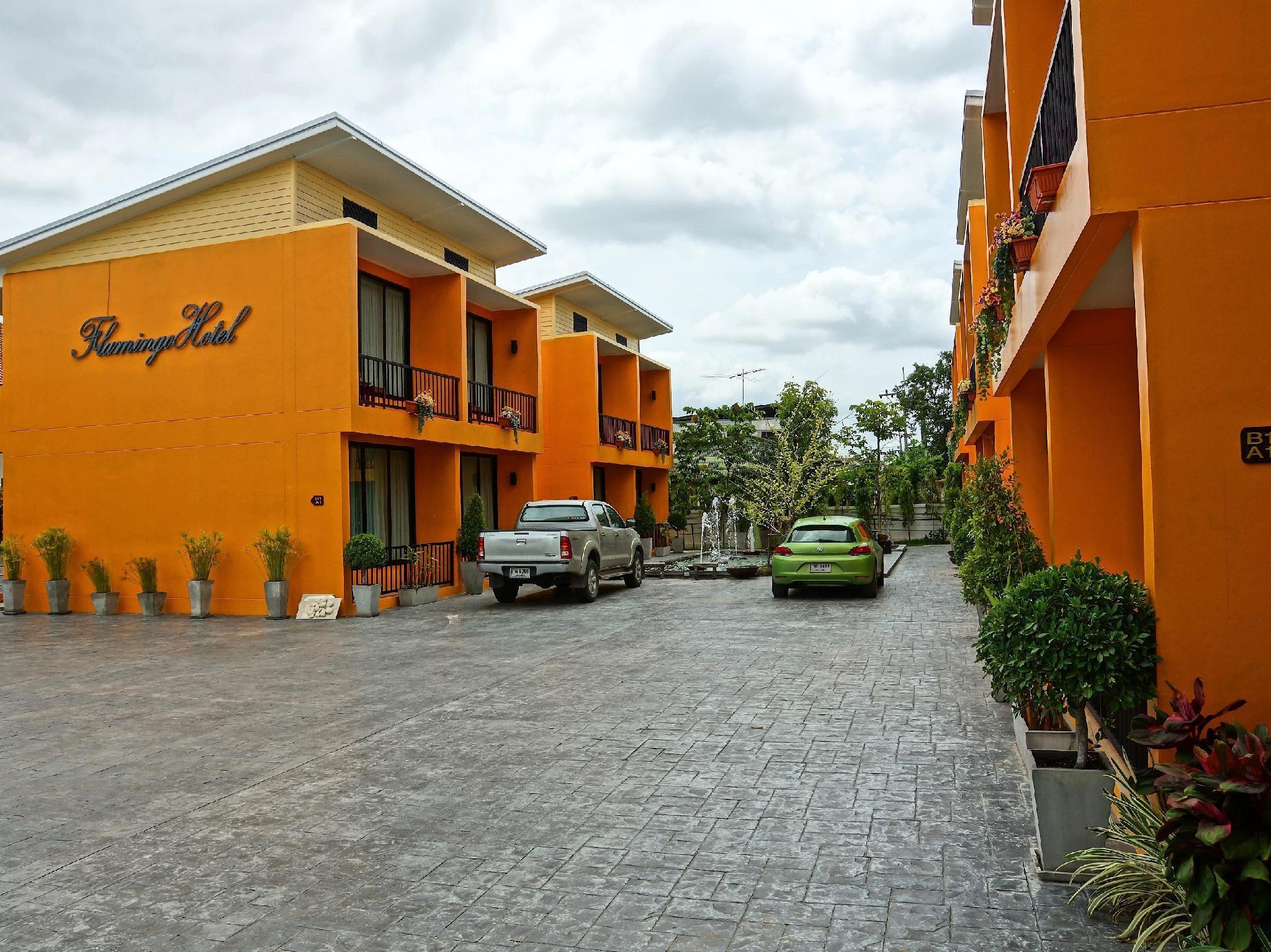 Hotell Flamingo Hotel i , Khao Yai / Nakhonratchasima. Klicka för att läsa mer och skicka bokningsförfrågan