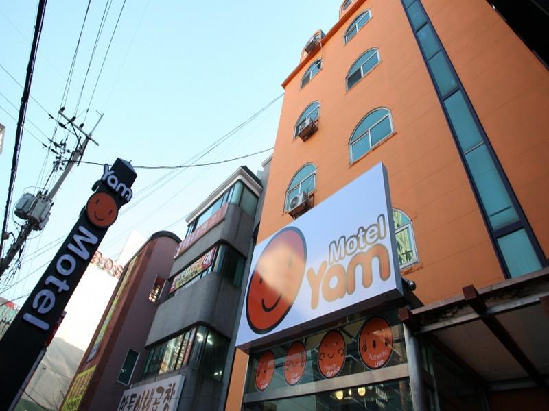 โรงแรม โมเต็ล ยัมซูวอน ซิตี้ฮอลล์  (Motel Yam Suwon City Hall)