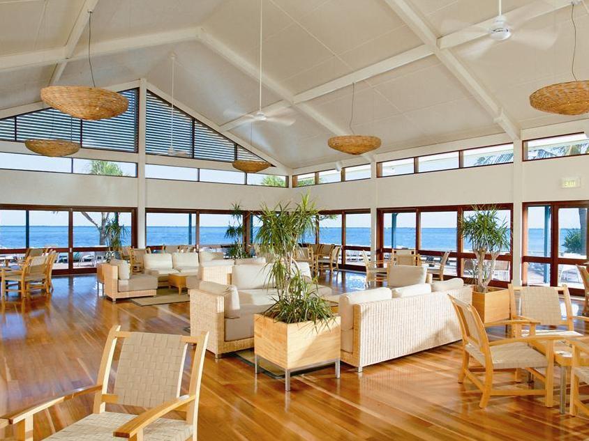 Heron Island Resort - Hotell och Boende i Australien , Stora barriärrevet