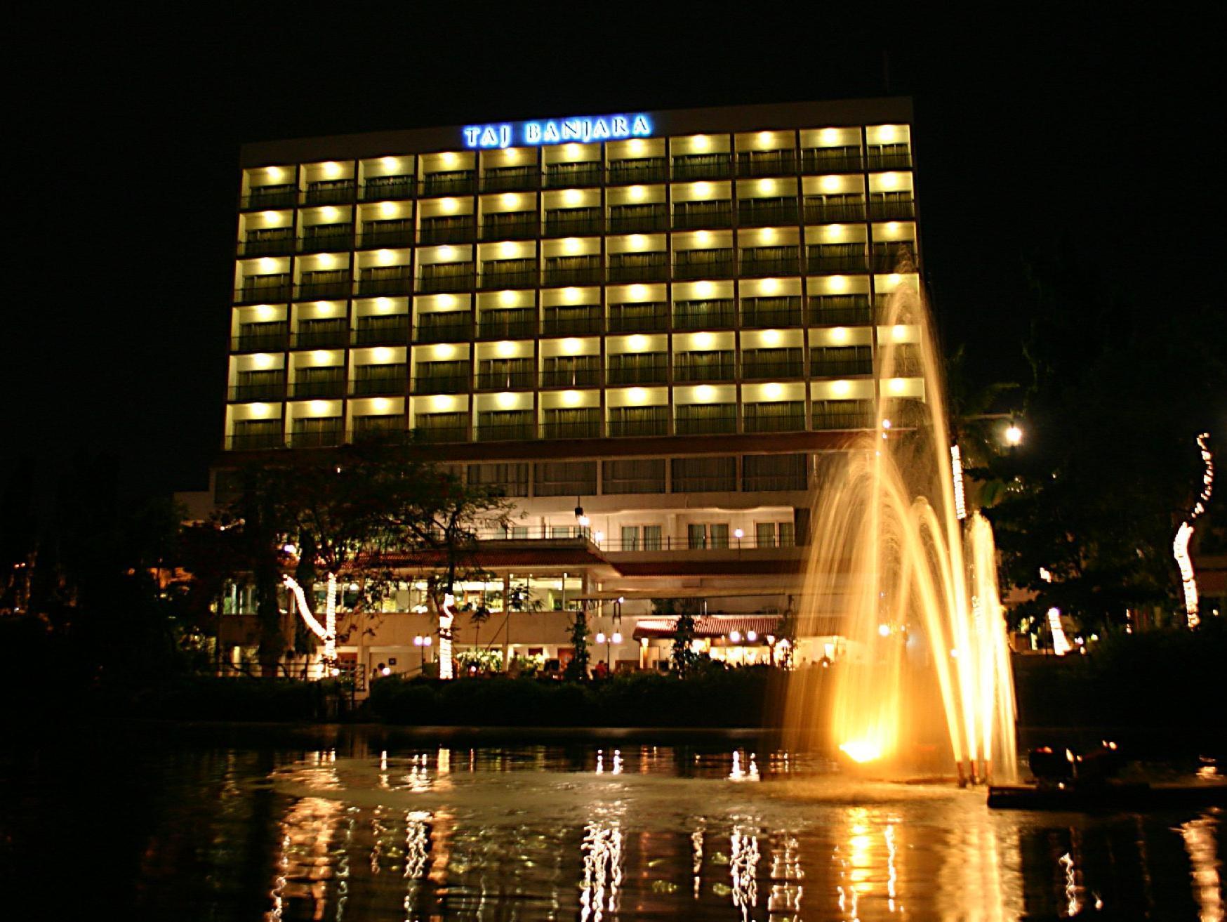 Taj Banjara - Hotell och Boende i Indien i Hyderabad