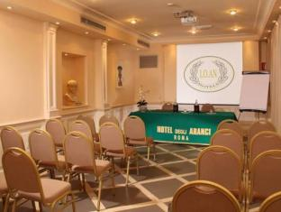 Hotel Degli Aranci Rome - Meeting Room