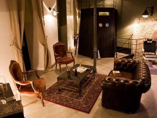 Un Coin Chez Soi Jules Verne Hotel