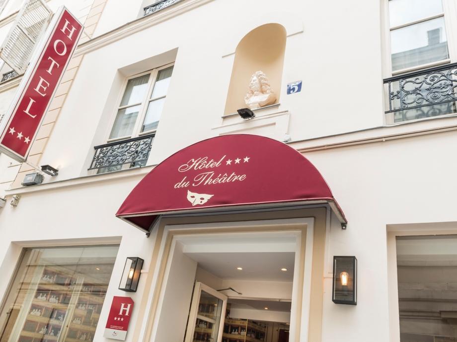 Hotel du Theatre - Hotell och Boende i Frankrike i Europa
