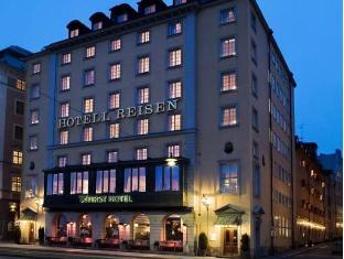 First Hotel Reisen Stockholm - Hotellet udefra