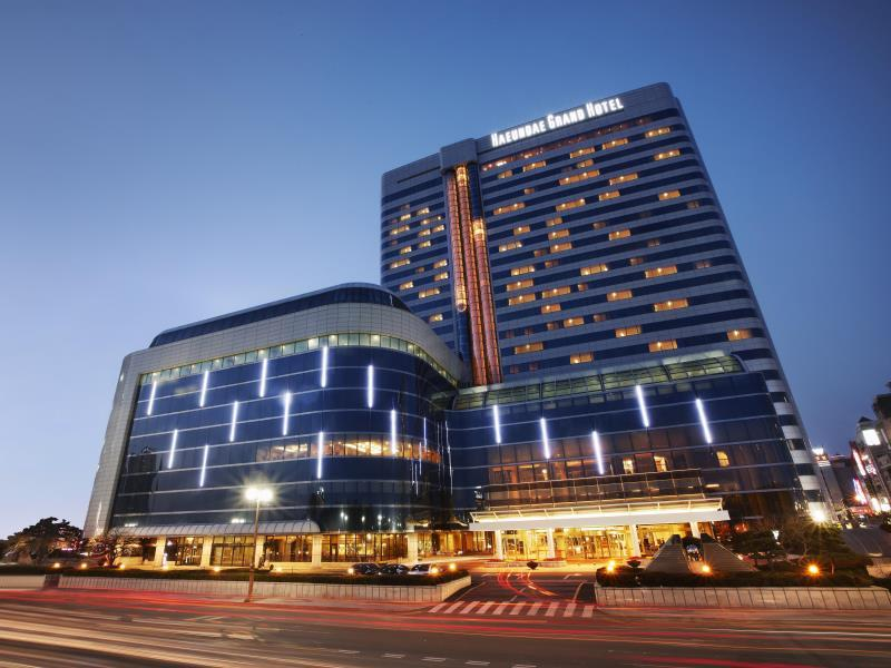 Haeundae Grand Hotel - Hotels and Accommodation in South Korea, Asia