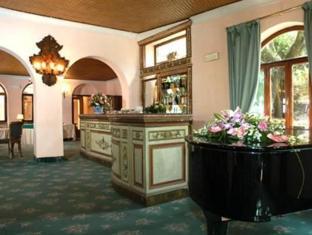 Grand Hotel Villa Fiorio Rome - Reception