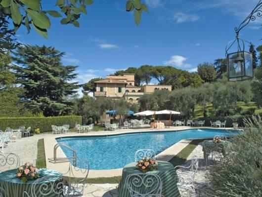 Grand Hotel Villa Fiorio Rome
