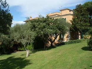 Grand Hotel Villa Fiorio Rome - Garden