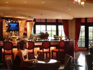 Universal's Hard Rock Hotel Орландо (Флорида) - Паб.