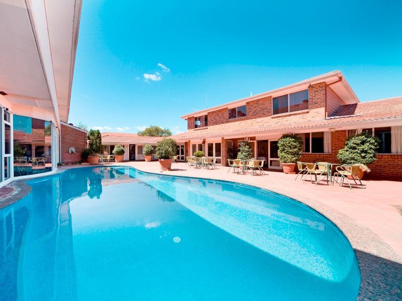 Ibis Styles Canberra - Hotell och Boende i Australien , Canberra