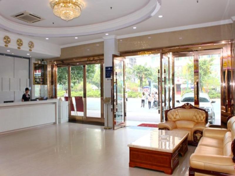 Super 8 Hotel - Guangzhou Baiyun Airport Renhe Station