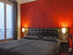 Grand Hotel Leveque Parijs - Gastenkamer