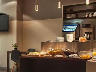 Grand Hotel Leveque Parijs - Buffet