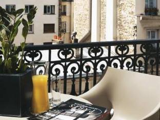 Grand Hotel Leveque Parijs - Balkon/Terras