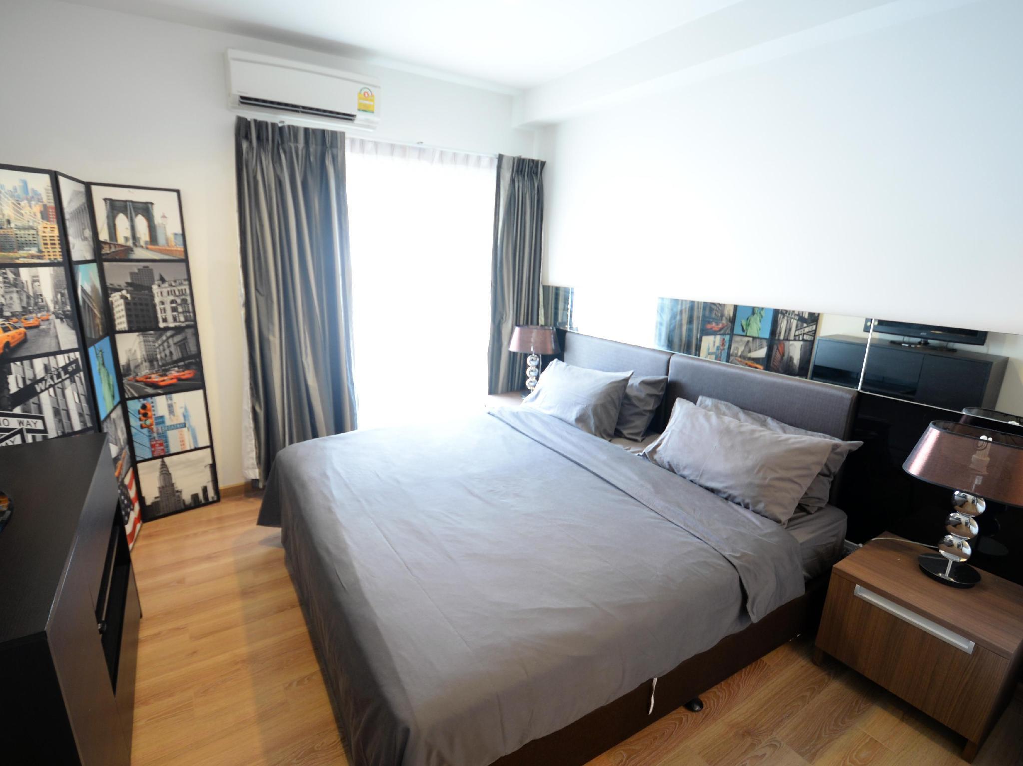 1 Bedroom Suite at National Stadium BTS Station