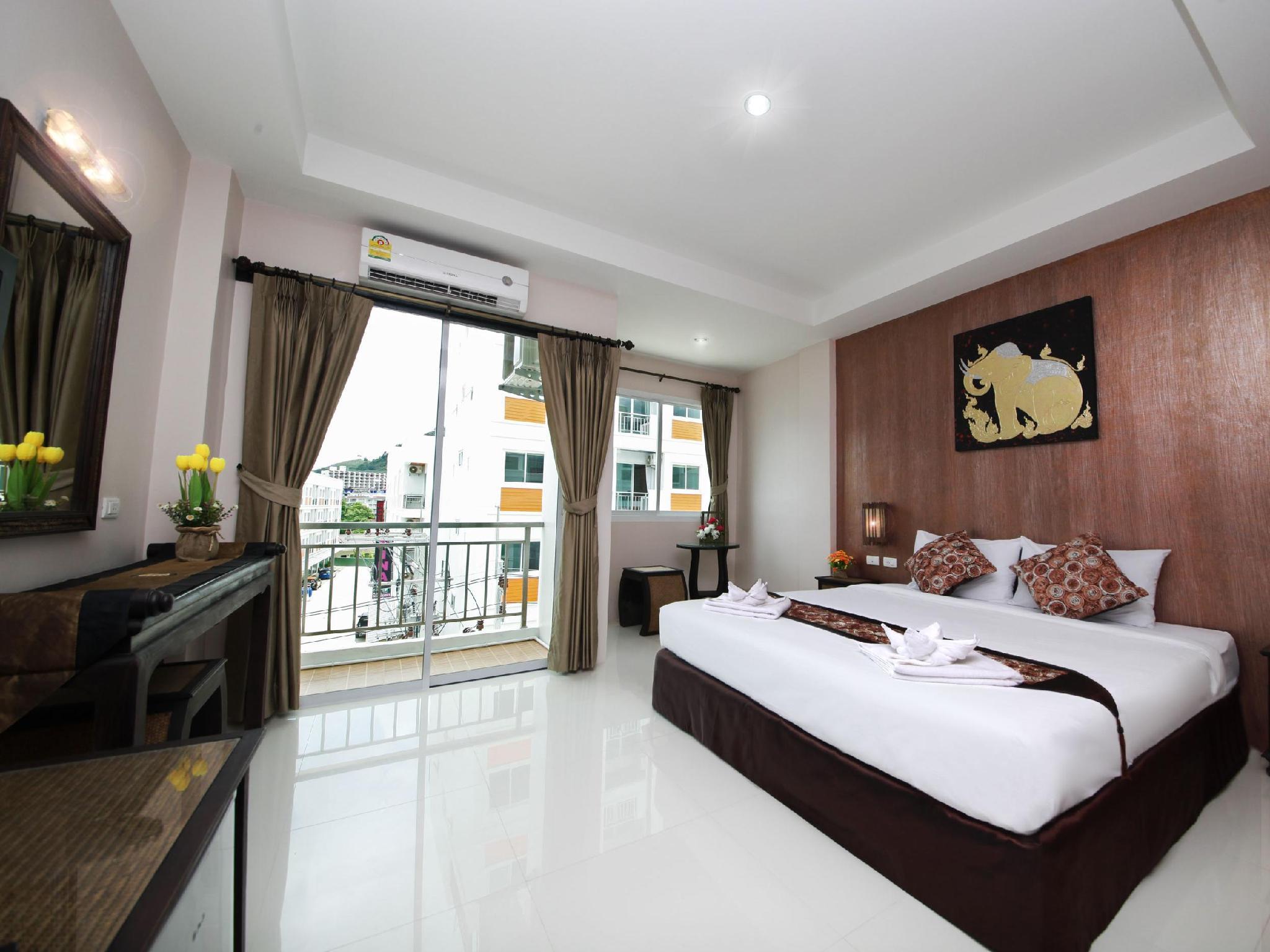 Hotell Troy Guest House i Patong, Phuket. Klicka för att läsa mer och skicka bokningsförfrågan