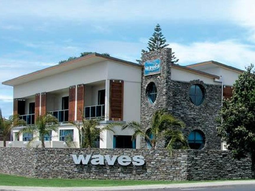 Waves Motel - Hotels and Accommodation in New Zealand, Pacific Ocean And Australia