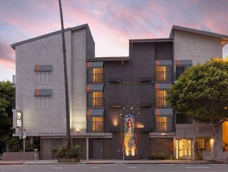 The Inn At Venice Beach Hotel