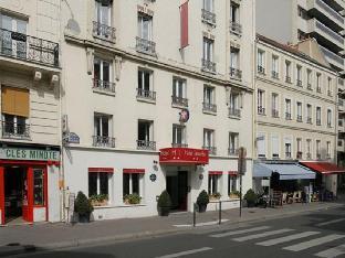 Inter Hotel Lecourbe PayPal Hotel Paris