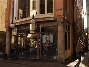 Collector's Lord Nelson Hotel Stockholm - Hotellet udefra