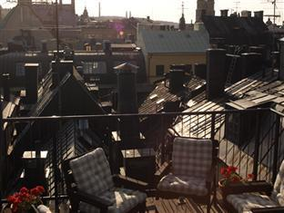 Collector's Lord Nelson Hotel Stockholm - Altan/Terrasse